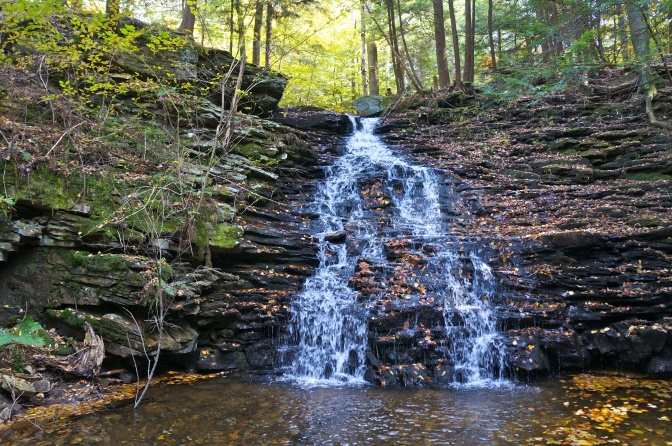 Loyalsock Trail: Ketchum Run Gorge