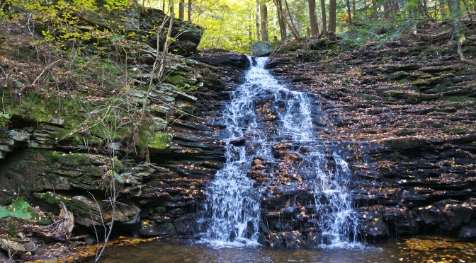 Loyalsock Trail: Ketchum Run Gorge