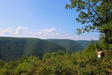 County Line Vista