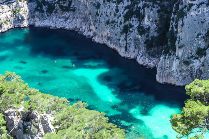 Hike to Calanque d'en-Vau in Cassis, France